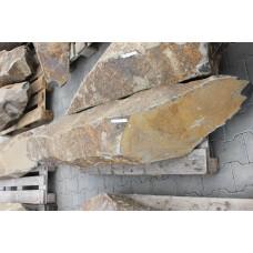 Säulenbasalt - Blocknummer: 40